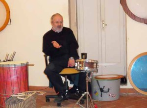 Carlo Martinelli, Presidente di Terredaria