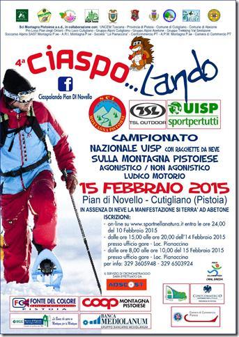 """""""CIASPO…LANDO 2015"""""""