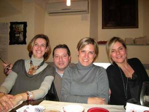 Elisa Potenti, Riccardo Fagioli, Cristina Volpi, Francesca Longinotti