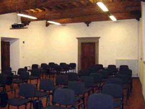L'Aula Magna della Fondazione San Giovanni al Corso