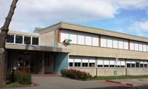 La sede dell'istituto comprensivo don Milani