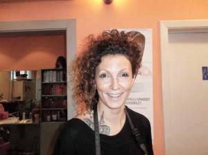 Michela Soldi, una delle figlie di Natalino