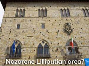 Nazareno lillipuziano - Comune-di-Pistoia