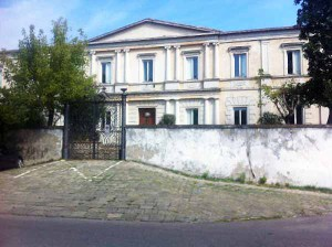 Palazzo ex Enpas in via dei Pappagalli