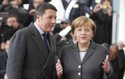 CONTRO LE POLITICHE DELL'UNIONE EUROPEA