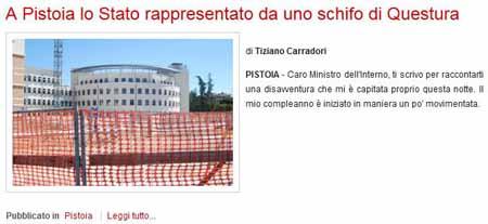 CARO TIZIANO, NON SONO LE LAMPADINE A FARE LA DIFFERENZA…