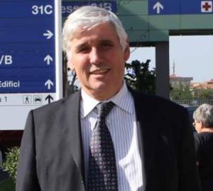 Roberto Abati, ex direttore generale dell'Asl 3 Pistoia