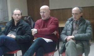 Gabriele Romiti, Marco Bottino e Cecchi De' Rossi