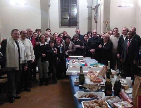 IL CORO INTERNAZIONALE DI PISTOIA CHIUDE UNO SPLENDIDO 2014
