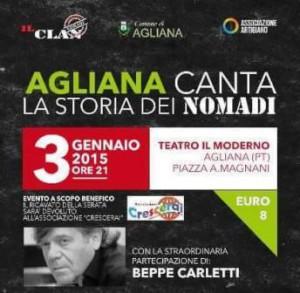 Agliana canta i Nomadi