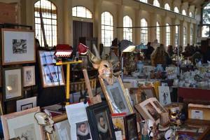 Mercato antiquario nella Cattedrale alla ex-Breda