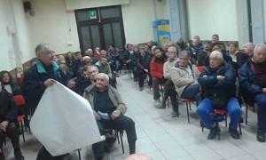 L' assemblea delle acque alla Ferruccia