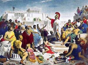 Atene: democrazia o mitizzazione tardoottocentesca di un eclatante falso storico?