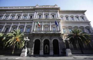 La Banca d'Italia non era stata contattata