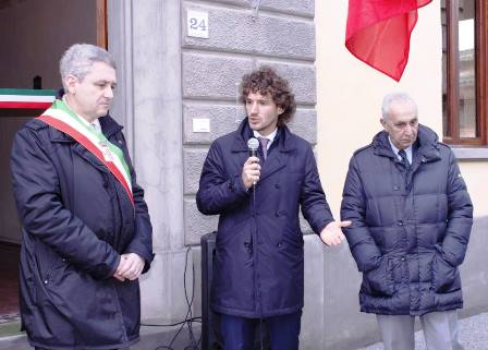 TORNA ALL'ANTICO SPLENDORE L'EX CASA DEL FASCIO