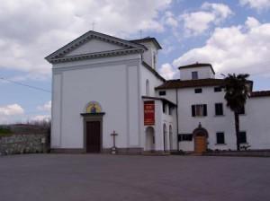 Piazza della Chiesa a Ferruccia