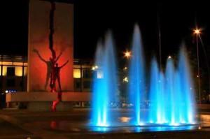 Fontana di piazza Risorgimento