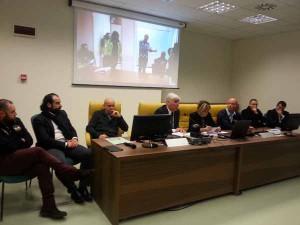 La riunione per la fusione delle centrali operative 118