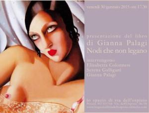 Il libro di Gianna Palagio