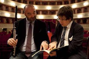 Il duo Mercelli-Bahrami si esibirà nel concerto che apre la stagione