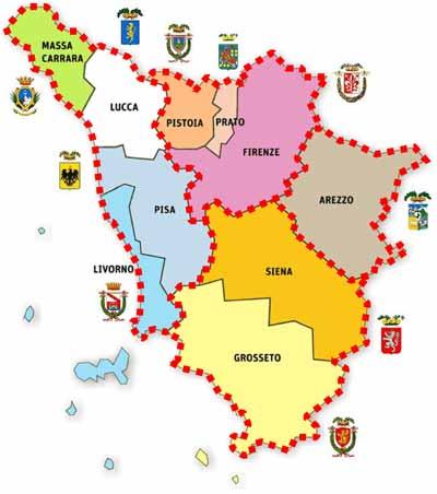 RIORGANIZZAZIONE PROVINCE, LA REGIONE CAMBIA PELLE