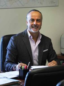 Marco Cappellini, presidente Anve