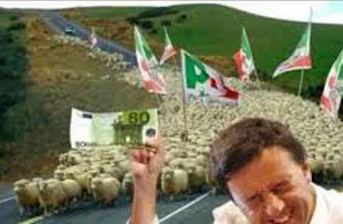 IMPREPARATI A CALAMITÀ E A TUTTO: I SOLITI ITALIANI PECORONI