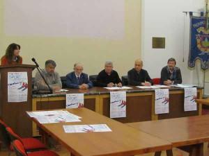 La conferenza stampa in Provincia