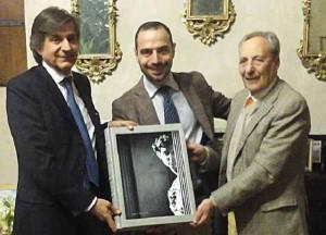 Fabio Lazzeri, Samuele Bertinelli, Aurelio Amendola