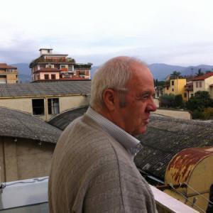 Gianmarco Grattoni, residente in Via Ciampi e affetto da patologia da amianto