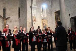 Il Coro Internazionale di Pistoia. 2