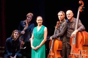 Italia, mia Italia.  Maddalena Crippa e Bubbez Orchestra