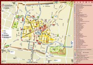 Mappa di Pistoia. E speriamo in bene...