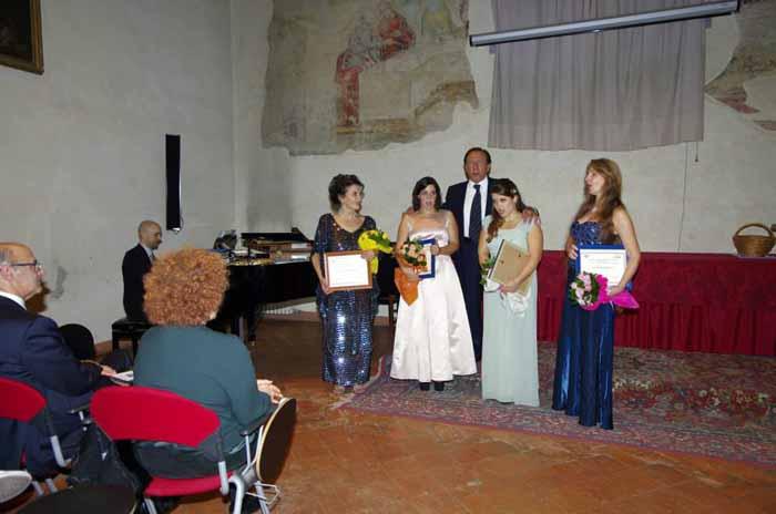 UN CONCERTO PER PROMUOVERE L'OPERA LIRICA ITALIANA NEL PATRIMONIO UNESCO