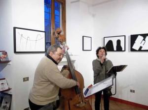 Nicola Vernuccio e Claudia Tellini