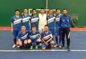 La squadra dell'Oratorio-Marchesini 2014-15
