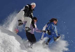 Sport per tutti sulla neve