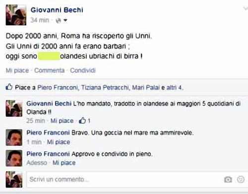 «DOPO 2000 ANNI ROMA HA RISCOPERTO GLI UNNI»
