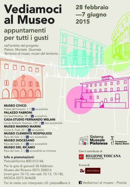 VEDIAMOCI AL MUSEO: DIECI APPUNTAMENTI PER PARLARE D'ARTE