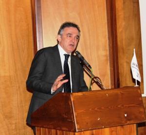 Il Presidente Enrico Rossi