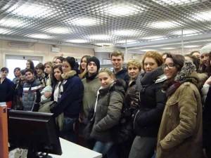 Studenti al 118
