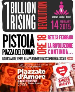 """ONE BILLION RISING 2015"", FLASH-MOB PER DIRE NO ALLA VIOLENZA"