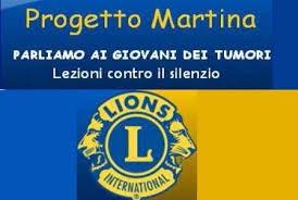 """LIONS, IL """"PROGETTO MARTINA"""" AL CAPITINI"""