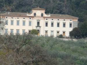La villa del Barone a Bagnolo (Montemurlo)