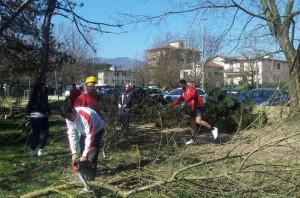 Rugby Pistoia al Turchi