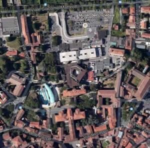 L'area ex-Ceppo