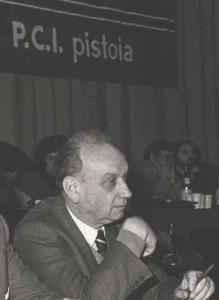 Graziano Palandri al Congresso Provinciale Pci 1979