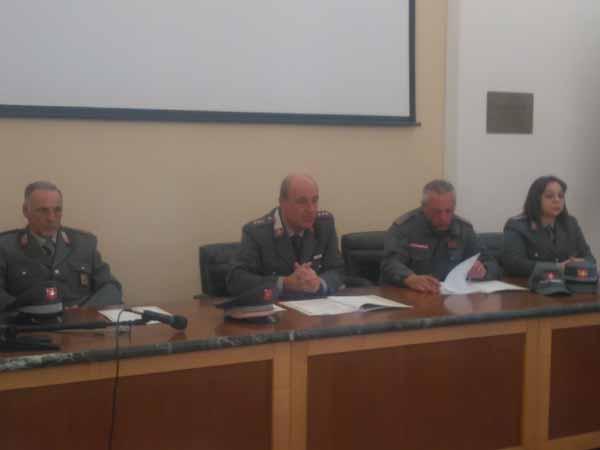 POLIZIA PROVINCIALE, IL BILANCIO DELL'ATTIVITÀ 2014