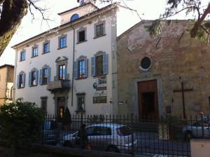 Il palazzo di Aboca Museum