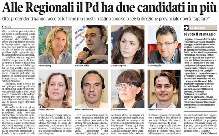 TESTE D'UOVO CHE PER MERITI DEMOCRATICI CI RITROVEREMO ANCORA FRA I PIEDI?